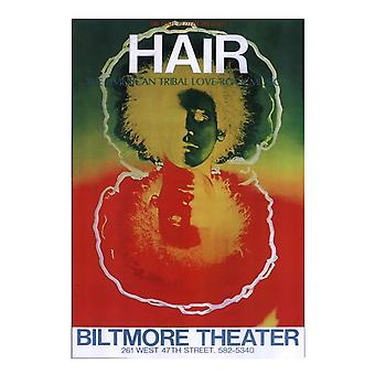Hair (Broadway) Movie Poster (11 x 17)
