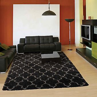 Amore Amor2 Rugs In Charcoal