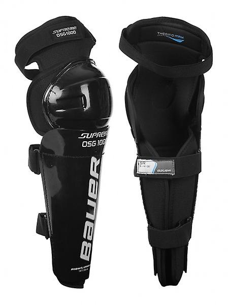 BAUER Supreme 1000 official Shin Guard senior
