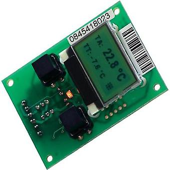 Thermoelectric regulator display (L x W x H) 50 x 68 x 24 mm QuickCool QC-PC-D