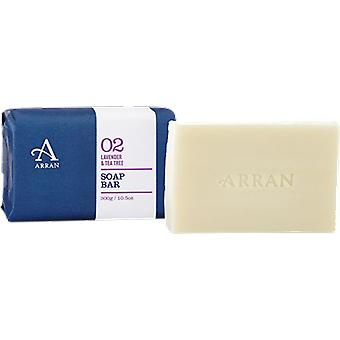 Arran Sense of Scotland Apothecary Lavender & Tea Tree Soap