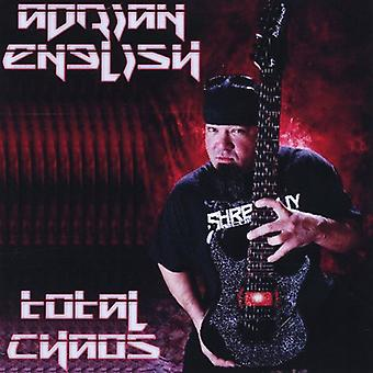 , Adrian - Total Chaos [CD] USA import