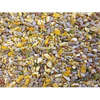 Willsbridge nej vokser vild fugl mad med vitaminer & mineraler 15kg