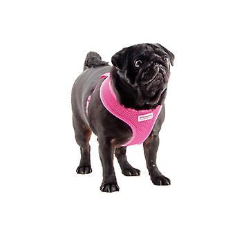 Comfort Mesh Dog Harness Pink Large 53-74cm