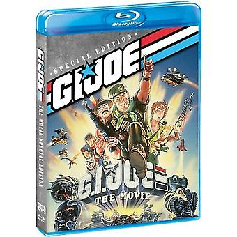 Gi Joe: A Real American Hero: The Movie [BLU-RAY] USA import