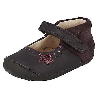 Infant Girls Clarks First Cruisers Little Zoe