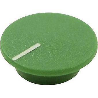 Cover + hand Green Suitable for K21 rotary knob Cliff