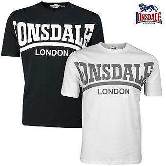 Lonsdale Herre T-Shirt York