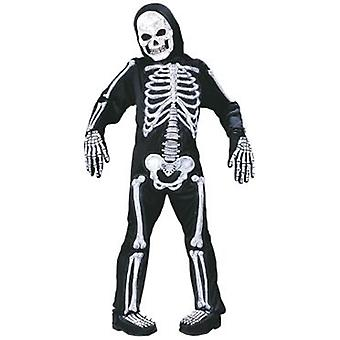 Rubie's Child Costume 3D Skeleton With Bones (Costumes)