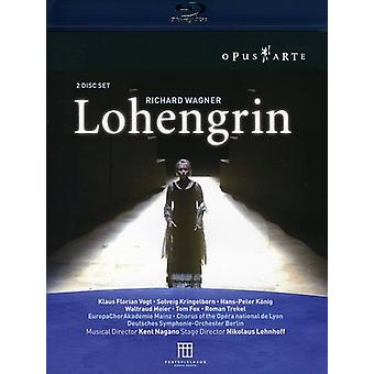 R. Wagner - Lohengrin [BLU-RAY] USA import