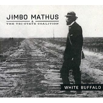 Jimbo Mathus & Tri-stat koalitionen - White Buffalo [CD] USA import