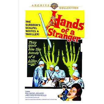 Hands of a Stranger [DVD] USA import