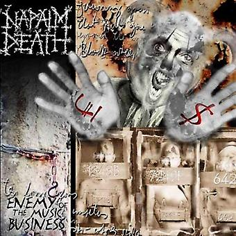 Napalm Death - fjende af musik Business/ledere ikke Follower [CD] USA importen