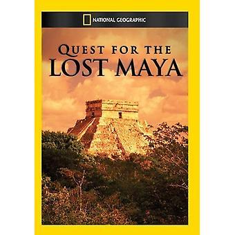 Suche nach den verloren Maya [DVD] USA importieren