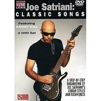 Importación canciones clásicas [DVD] los E.e.u.u.