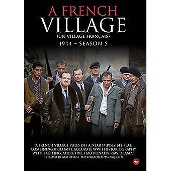 Fransk landsby: Sæson 5 [DVD] USA import