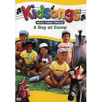 Kidsongs - dag på lejren [DVD] USA import
