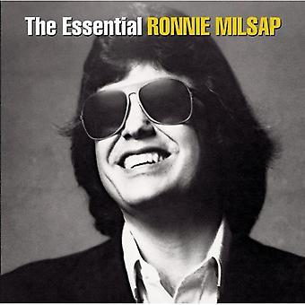 Ronnie Milsap - essentiële Ronnie Milsap [CD] USA import