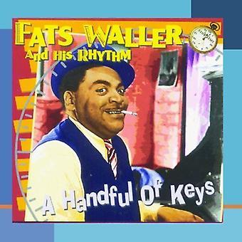 Fats Waller - håndfuld nøgler [CD] USA import