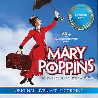 Various Artists - Mary Poppins: The Live Cast Recording [CD] USA import