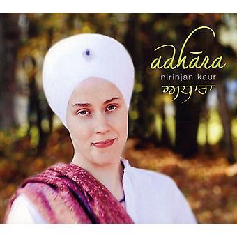 Nirinjan Kaur - Adhara [CD] USA import