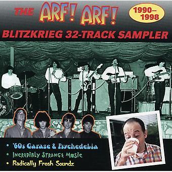 ARF! ARF! Blitzkreig - Arf! ARF! Blitzkreig [CD] USA importerer