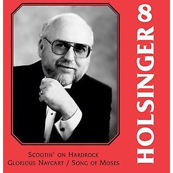 David R. Holsinger - The symfonisk vind musik af David R. Holsinger, Vol. 8 [CD] USA importerer