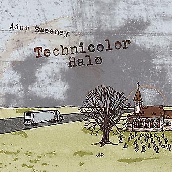 Adam Sweeney - import USA Technicolor Halo [CD]