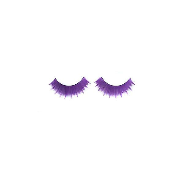 W.A.T Extreme Dense Purple False Eyelashes