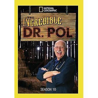 Incredible Dr Pol: Season 10 [DVD] USA import