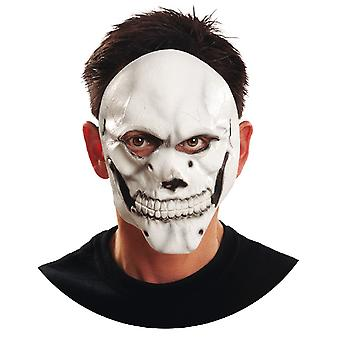 My Other Me White Skull Mask (Costumes)