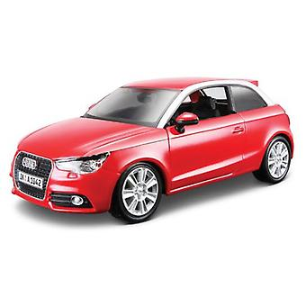 Burago Audi A1 1/24 (Toys , Vehicles And Tracks , Mini Vehicles , Cars)