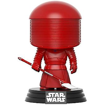 POP! Bobble: Star Wars: Episode 8 - Praetorian Guard Red