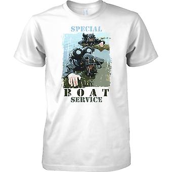 Special Boat Service - forze speciali UK - Kids T-Shirt