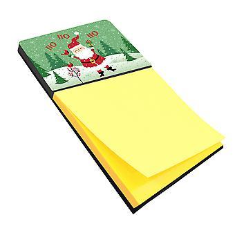 Merry Christmas Santa Claus Ho Ho Ho notitie houder