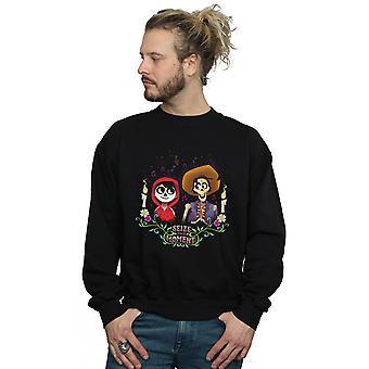 Disney Men's Coco Miguel And Hector Sweatshirt