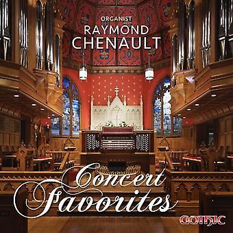 Andriessen / Chenault - koncert favoritter [CD] USA import