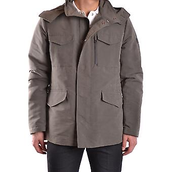 Peuterey men's MCBI235023O grey polyamide jacket
