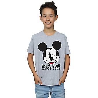 Disney Boys Mickey Mouse Since 1928 T-Shirt