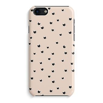 iPhone 7 Full Print Case - Little cats