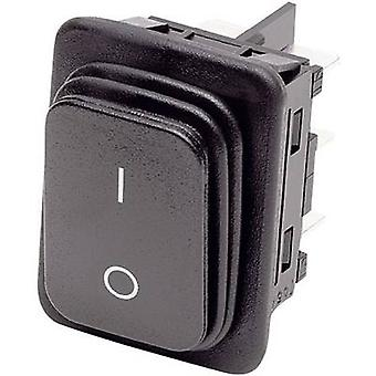 Toggle switch 250 V AC 10 A 2 x On/On Marquardt 19
