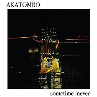 Akatombo - engang aldrig [CD] USA import