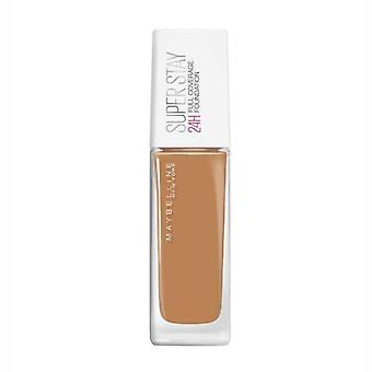 Maybelline Super Stay Full Coverage Foundation 46 Warm (Make-up , Gesicht , Foundation)