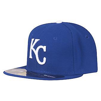 Nova era 59Fifty crianças Cap - autêntico Kansas City Royals