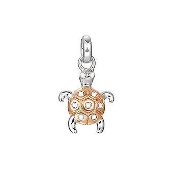 ESPRIT charms bead pendant stainless steel JW50243 cubic zirconia ESCH01602D000