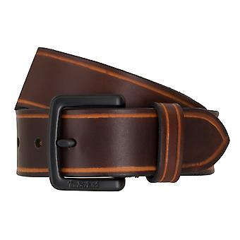 Timberland belts men's belts leather belt jeans Brown 6753