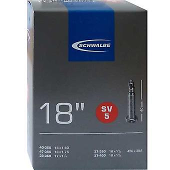 SCHWALBE SV 5 vélos tube 18″