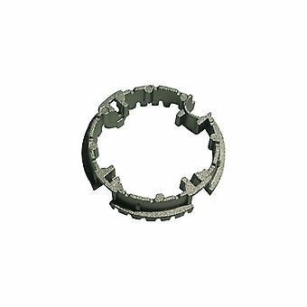 Indesit Gas Kochfeld Medium/Semi-Rapid Brenner Ring/Flame Spreader