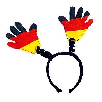 Wabbles hands hair band FAN wackel article Cup accessory