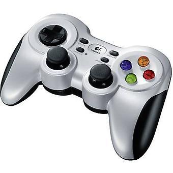 Logitech Gaming F710 Wireless Controller Gamepad PC Silver